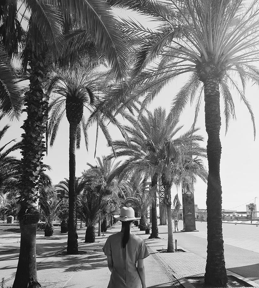 Ana Paula Landi en Barcelona