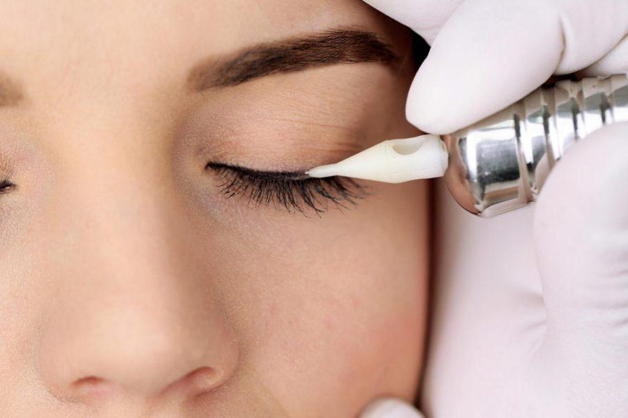 maquillaje permanente ojos